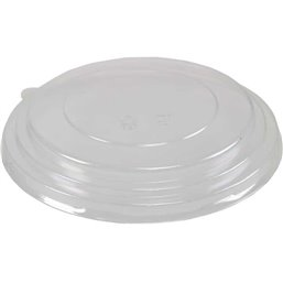 Lid PET For Salad Bowl Kraft 1000ml