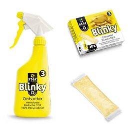 Blinky 3 Degreaser eco-tabs (Yellow)