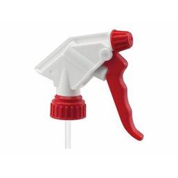 Spray Trigger voor Fles -  Flacon Blinky 2 Sanitair Reiniger (Rood)
