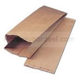 Kraft Paper Bags 3 Pound Brown