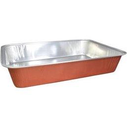 Aluminum Copper Smartypan 365x250x55mm (3405)
