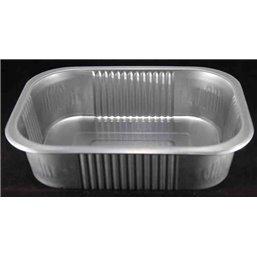 Aluminum trays Ready4use 178x136x45mm