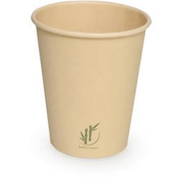 Coffee Cup Bamboo Paper FSC 250cc 8oz (Small package)