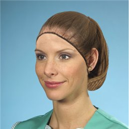 Hairnets Nylon Black