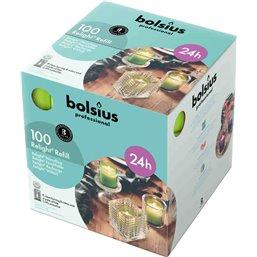 Bolsius Professional ReLight navullingen Lemon -24 Branduren-  64/52