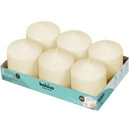 Bolsius Professional Pillar candles Ivory -52 Burning hours-  10/10