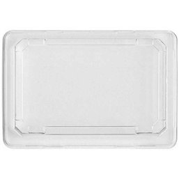Lid Sushi Tray RPET 166 x 115mm