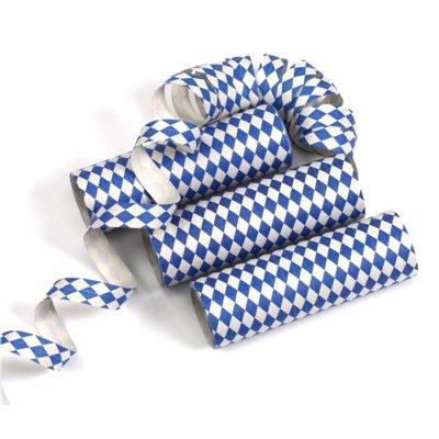 """Serpentine """"Beiers blauw"""" Brandvertagend 4 meter -horecavoordeel.com-"""