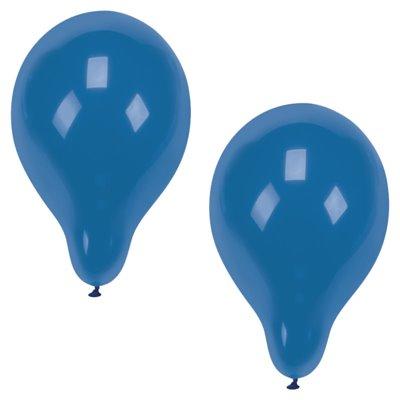 Ballonnen Blauw (Geschikt voor Helium) Ø 250mm -horecavoordeel.com-