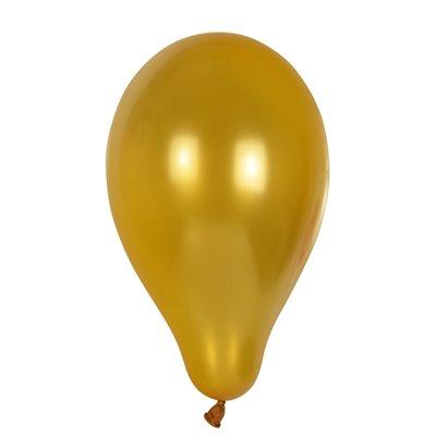 Ballonnen Goud Ø 250mm -horecavoordeel.com-
