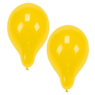 Ballonnen Geel (Geschikt voor Helium) Ø 250mm -horecavoordeel.com-