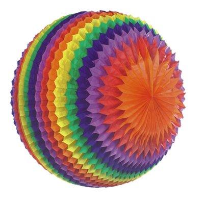 """Decoratie Bal """"Rainbow"""" Brandvertagend Ø 500mm -horecavoordeel.com-"""