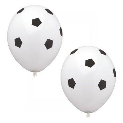 """Ballonnen """"Voetbal"""" (Geschikt voor Helium) Ø 290mm -horecavoordeel.com-"""