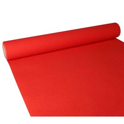 "Tafelloper Rood ""ROYAL Collection"" 3m x 400mm -horecavoordeel.com-"