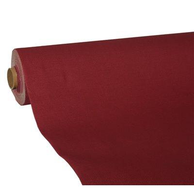 "Tafelkleed Bordeaux Tissue ""ROYAL Collection"" 25 x 1,18 meter -horecavoordeel.com-"