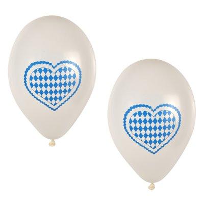 """Ballonnen """"Beiers Blauw"""" (Geschikt voor Helium) Ø 250mm -horecavoordeel.com-"""