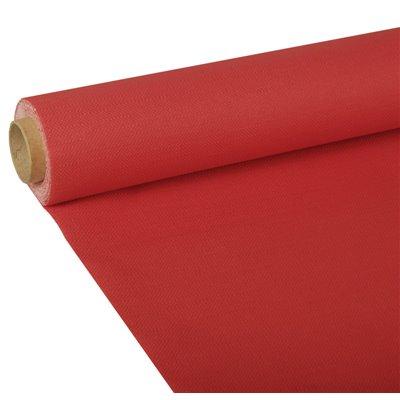 "Tafelkleed Rood Tissue ""ROYAL Collection"" 5 x 1,18 meter -horecavoordeel.com-"