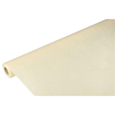 """Tafelkleed Rol Vlies Crème """"Soft Selection"""" 10 x 1,18 meter -horecavoordeel.com-"""