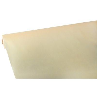 """Tafelkleed Rol Vlies Crème """"Soft Selection"""" 25 x 1,18 meter -horecavoordeel.com-"""