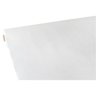 """Tafelkleed Rol Vlies Wit """"Soft Selection"""" 40 x 1,18 meter -horecavoordeel.com-"""
