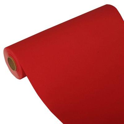 "Tafelloper Rood ""ROYAL Collection"" 24m x 400mm -horecavoordeel.com-"