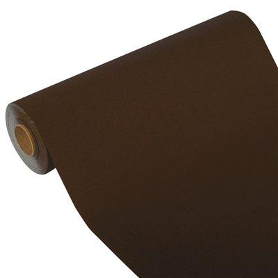 "Tafelloper Bruin ""ROYAL Collection"" 24m x 400mm -horecavoordeel.com-"