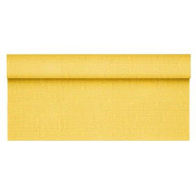 "Tafelkleed Rol Vlies Geel""Soft Selection Plus"" 25 x 1,18 meter -horecavoordeel.com-"