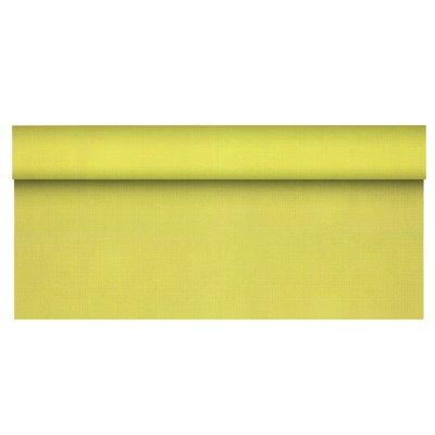 "Tafelkleed Rol Vlies Limoengroen ""Soft Selection Plus"" 25 x 1,18 meter -horecavoordeel.com-"