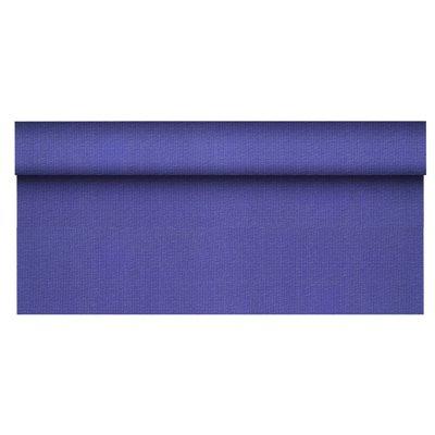 """Tafelkleed Rol Vlies Donkerblauw """"Soft Selection Plus"""" 25 x 1,18 meter -horecavoordeel.com-"""