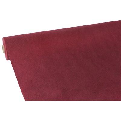 """Tafelkleed Rol Vlies Bordeaux """"Soft Selection"""" 40 x 0,9 meter -horecavoordeel.com-"""