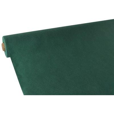 """Tafelkleed Rol Vlies Donkergroen """"Soft Selection"""" 40 x 0,9 meter -horecavoordeel.com-"""