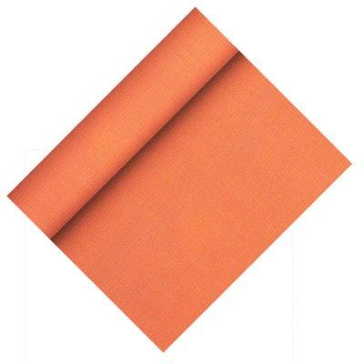 "Tafelloper Nectarine Non Woven ""Textielkarakter"" ""Soft selectie Plus"" 24m x 400mm -horecavoordeel.com-"
