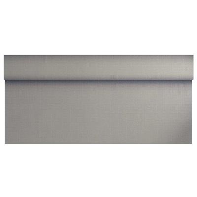 """Tafelkleed Rol Vlies Zilver Soft Selection Plus"""" 25 x 1,18 meter -horecavoordeel.com-"""