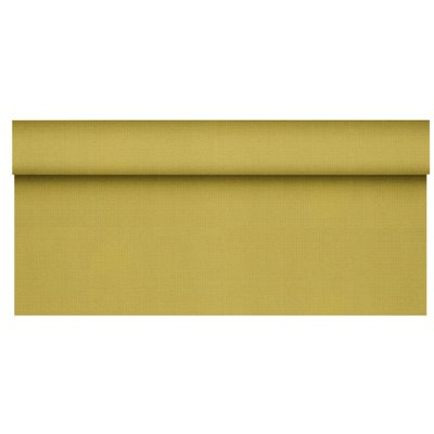 "Tafelkleed Rol Vlies Goud ""Soft Selection Plus"" 25 x 1,18 meter -horecavoordeel.com-"