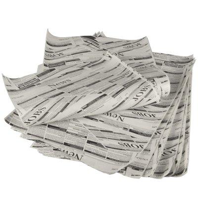"Inpakpapier ""Newsprint"" Cellulose 350 x 250mm -horecavoordeel.com-"