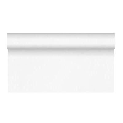 """Tafelkleed Rol Vlies Wit """"Soft Selection Plus"""" 25 x 0,9 meter -horecavoordeel.com-"""