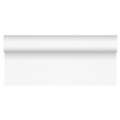 """Tafelkleed Rol Vlies Wit """"Soft Selection Plus"""" 40 x 1,18 meter -horecavoordeel.com-"""