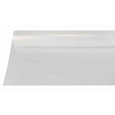 Tafelkleed Plastic Transparant 50m x 800mm -horecavoordeel.com-