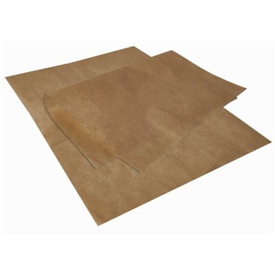 Inpakpapier Bruin Pergament Papier Vetvrij 350 x 250mm -horecavoordeel.com-