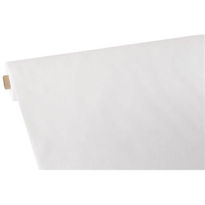 """Tafelkleed Rol Vlies Wit """"Soft Selection Plus"""" 40 x 1,18 meter (Klein-verpakking) -horecavoordeel.com-"""