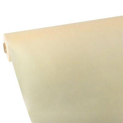 """Tafelkleed Rol Vlies Crème """"Soft Selection"""" 25 x 1,18 meter (Klein-verpakking) -horecavoordeel.com-"""