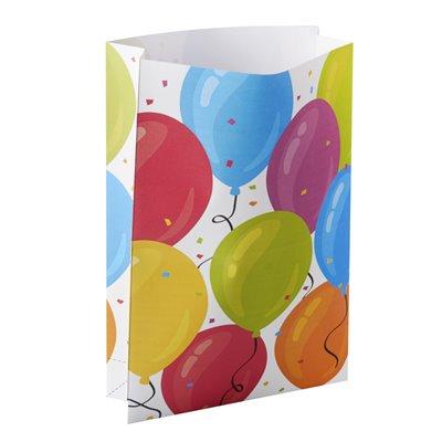 "Partyzakjes ""Ballon"" Papier 280 x 190 x 70mm -horecavoordeel.com-"