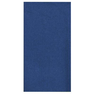 """Tafelkleed Donkerblauw Tissue """"ROYAL Collection"""" 1200 x 1800mm"""
