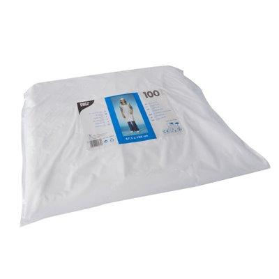 Schorten Wit LDPE 1250 x 675mm