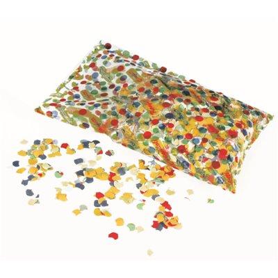 Confetti Papier Kleuren Assortiment 100 gram