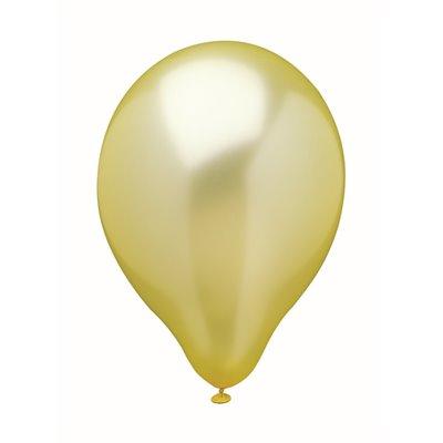 """Ballonnen """"Pearly"""" Kleuren Assoriment Ø 250mm"""