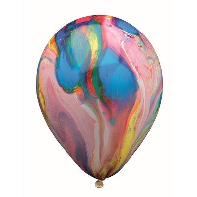 "Ballonnen ""Multicolour"" Ø 220mm"