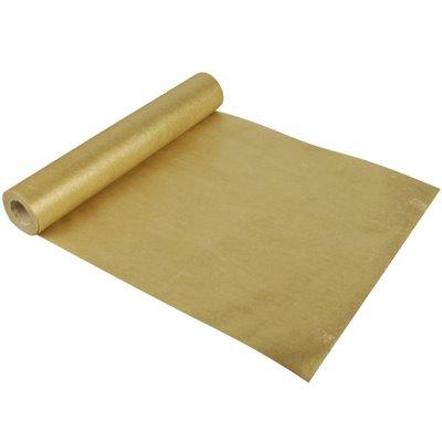 "Tafelloper Goud Non Woven ""Textielkarakter"" ""soft selection"" 12 m x 40 cm"