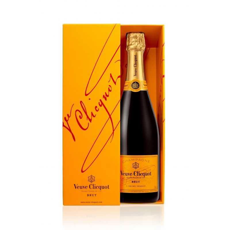 Veuve Clicquot Ponsardin Brut 75cl Geschenkverpakking
