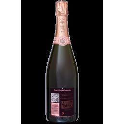 Veuve Clicquot Ponsardin Pink 75cl (Gift Packaging)